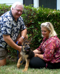 Logan-Fritz going to new home